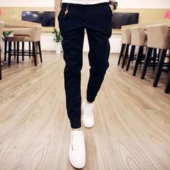 FORSETI - Monochrome Tapered Pants