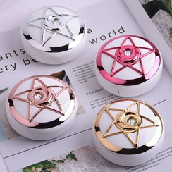 KAZZED - Metallic Star Contact Lens Case