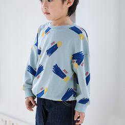Nootka - Kids Printed Pullover