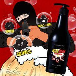 Label Young - Shocking Wax Killer Shampoo 500ml