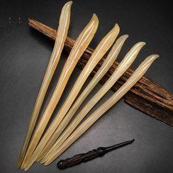 Woodiland - 羊角发簪