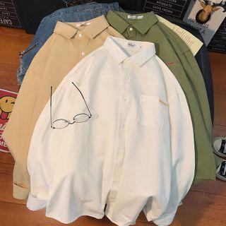 Lazi Boi - Pocket Detail Shirt