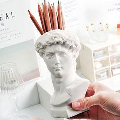 SOONERGO - 树脂雕塑笔座