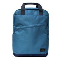 ideer(アイディール) - Hayden  - Laptop  Backpack - Soda