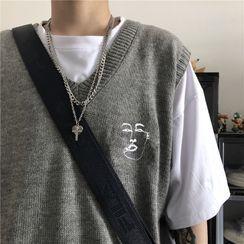 Banash - Knit Vest