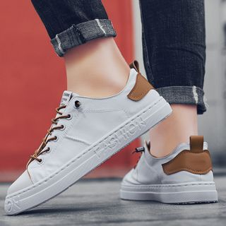JACIN - Lace Up Platform Sneakers