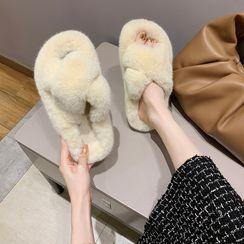 Nikao - Furry Slippers