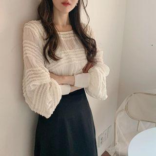 Karnel - Lace Shirt