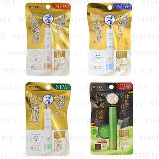 Rohto Mentholatum - Melty Cream Lip SPF 25 PA+++ - 4 Types