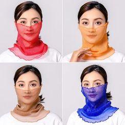 Kalamate - 網紗臉罩 (多款設計)