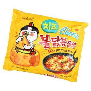 Samyang - Hot Chicken Stir Ramen Cheese Flavor