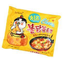 Samyang - 辣鸡芝士捞面