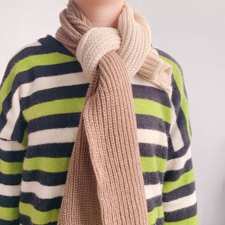 Hello minto - Knit Scarf