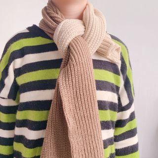 Hello minto - 針織圍巾