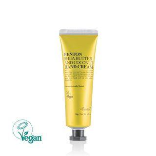 Benton - Shea Butter And Coconut Hand Cream 50g