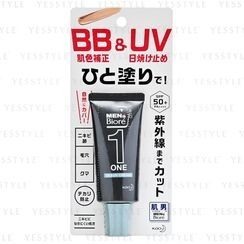 Kao 花王 - Men's Biore One BB & UV Cream SPF 50+ PA++++