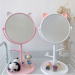 Intimo - Cat Ear Desktop Mirror