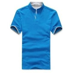 Aozora - Short-Sleeve Polo Shirt
