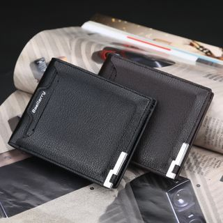 ETONWEAG(エトンウィーグ) - Faux Leather Short Wallet