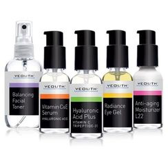 YEOUTH - Complete Anti-Aging Skin Care System (Set of 5)