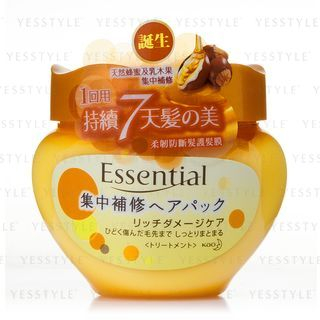 Kao - Essential Nourishing Breakage Defense Hair Mask