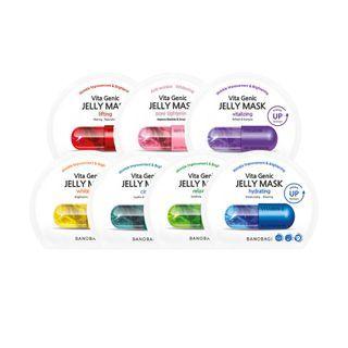 BANOBAGI - Vita Genic Jelly Mask - 7 Types