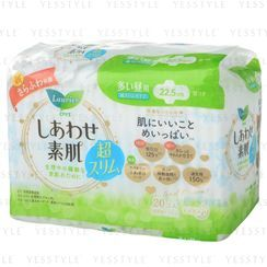 Kao - Laurier F Ultra Gentle Daily Slim Wing Feminine Pads 22.5cm