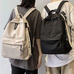 EAVALURE - Lettering Lightweight Backpack