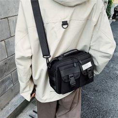 BagBuzz - Buckled Crossbody Bag