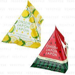 CHARLEY - Onsen Japon Japon 水果沐浴盐 20g - 2 款