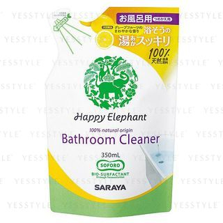 SARAYA - Happy Elephant Bathroom Cleaner Refill