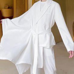 Bjorn - Asymmetric Blazer