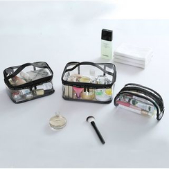 Yebeez - Travel Transparent Cosmetic Bag