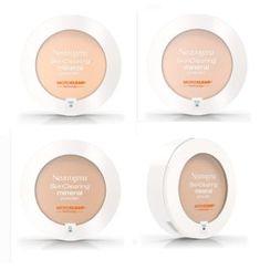 Neutrogena - SkinClearing Mineral Powder