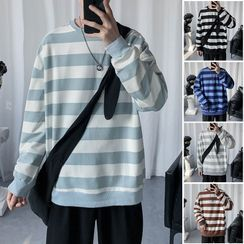 KOKAY - Striped Pullover