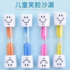 Kletch - Smiley Print Hourglass - 3 min