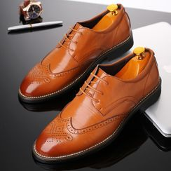 Pikkolo - Lace-Up Brogue Shoes