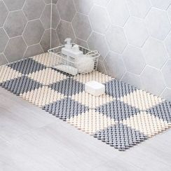 MyHome - Bathroom Floor Mat Interlocking Tiles