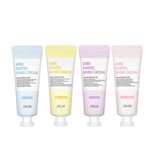RiRe - Pastel Hand Cream - 4 Types