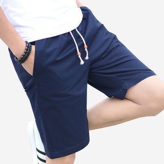 Bashore - Drawstring Shorts