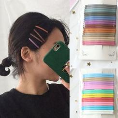 SUGAR STUDIO  - Set of 20: Hair Pins