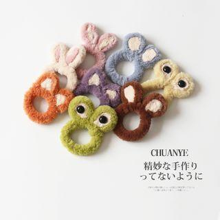 Kawano - 絨面動物粗髮圈