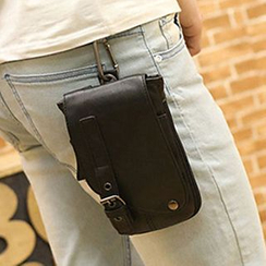 BagBuzz - Faux Leather Waist Pouch