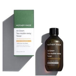 MOTHER MADE - All Green Tea-Rouble-Away Toner
