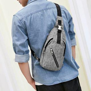 GADOT - Buckle Sling Bag