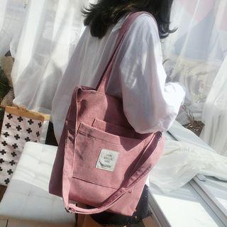 Bagaz - 灯芯绒手提包