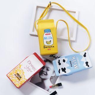lunacove - Printed Phone Crossbody Bag