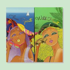 Kara Beauty - Free Spirit, Wild Heart Duo Shadow Palette