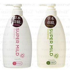 Shiseido - Super Mild Shampoo 600ml - 2 Types