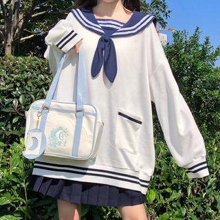 Yoshimi - 水手領衛衣